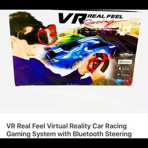 VR REAL FEEL RACING  ****3D REALITY SIMULATOR.